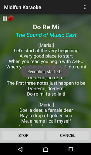 Midifun Karaoke 10.01 Screenshots 3