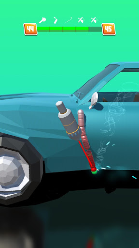 Car Restoration 3D 1.9 screenshots 22