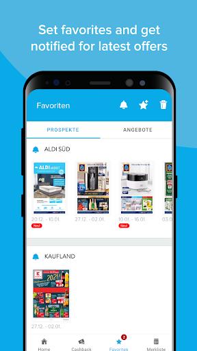 marktguru - leaflets, offers & cashback 4.2.0 screenshots 24