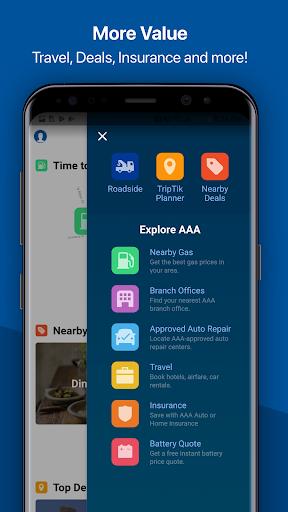 AAA Mobile screenshots 3