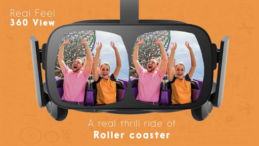 Télécharger Gratuit Roller Coaster 360 VR apk mod screenshots 3