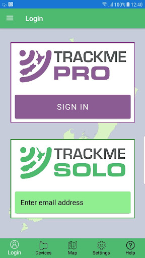 TrackMe Pro v1.1 screenshots 1