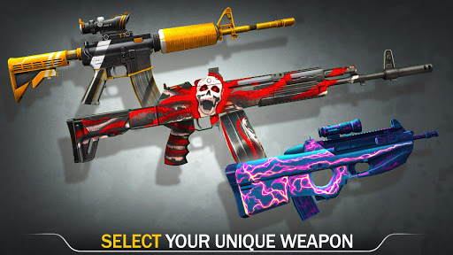 Code of War: Online Gun Shooting Games apkslow screenshots 5