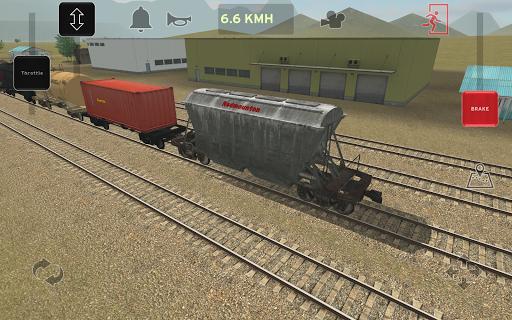 Train and rail yard simulator apkpoly screenshots 19