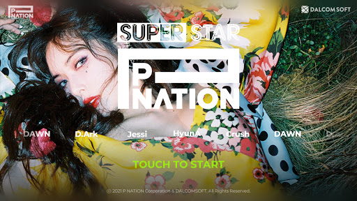 SuperStar P NATION  screenshots 1
