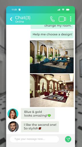 Million Dollar Homes  - Design & Puzzle Games 1.0.0 screenshots 2