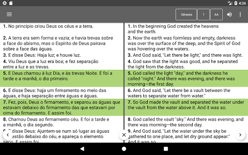 Bible Offline App Free + Audio, KJV, Daily Verse 8.5.4 Screenshots 24