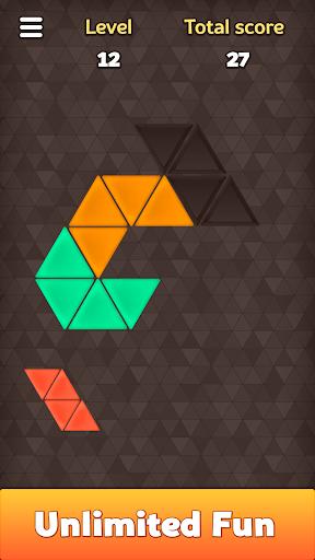 Triangle Tangram 1.90 screenshots 1