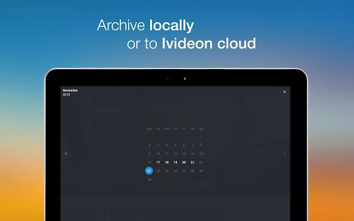 Video Surveillance Ivideon modavailable screenshots 8
