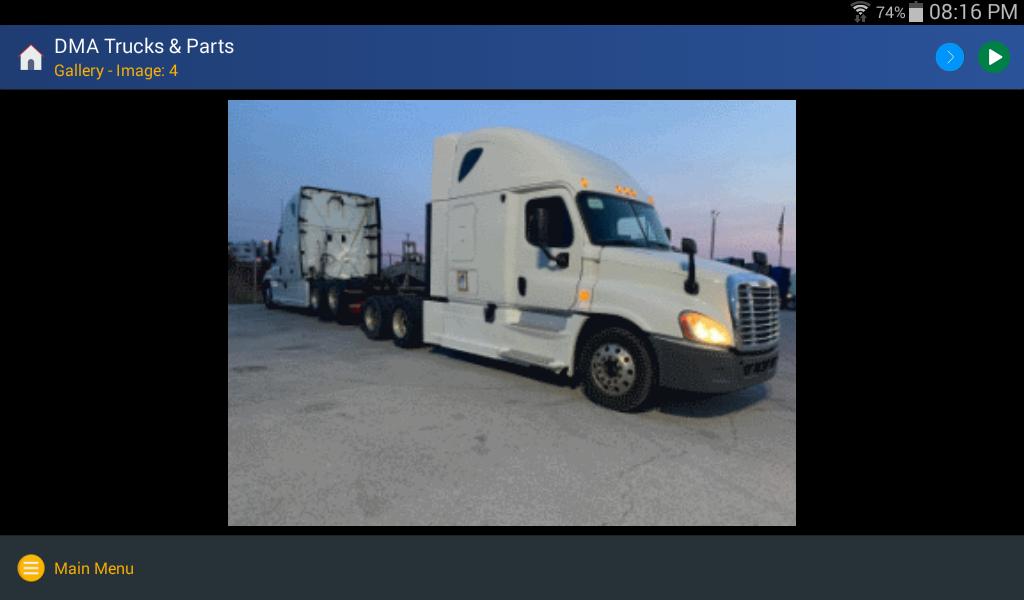 DMA Trucks & Parts screenshot 9