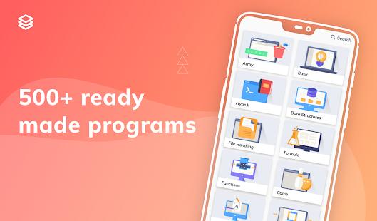 Learn C Programming Screenshot