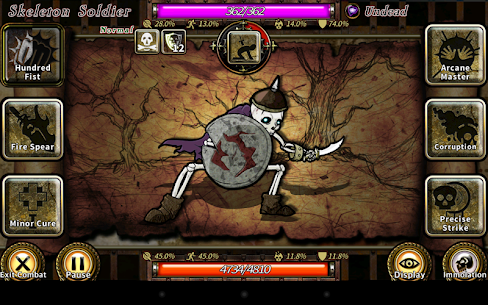 Rune Rebirth MOD APK 1.968 (Unlimited Money/Shard) 8