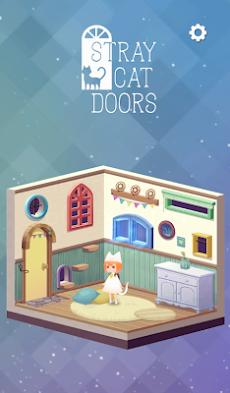 脱出ゲーム 迷い猫の旅 - Stray Cat Doors -のおすすめ画像1