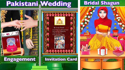 Pakistani Wedding - Muslim Hijab Wedding Honeymoon 1.0.6 screenshots 3