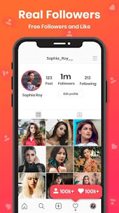 Real Followers For Instagram & Like for Insta tags