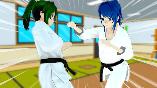 Anime High School Girl 3D Life – Yandere & Sakura 1