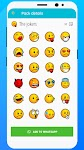 screenshot of WeSmile WAStickerApps - Best smileys stickers