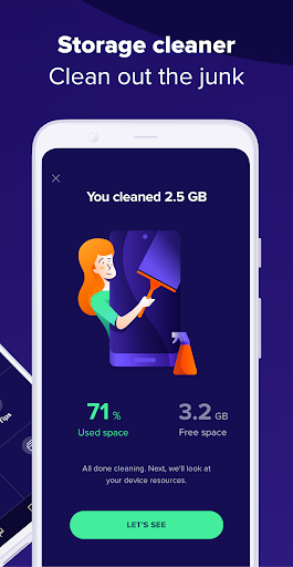 Foto do Avast Cleanup & Boost, Phone Cleaner, Optimizer