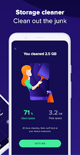 Avast Cleanup & Boost, Phone Cleaner, Optimizer Mod 5.5.0 Apk [Unlocked] 2