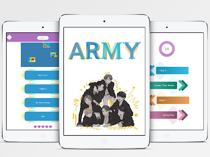 A.R.M.Y - game for BTS