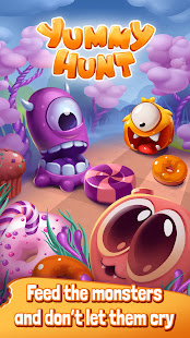 Yummy hunt - candy & lollipop. line puzzle quest 38 screenshots 1