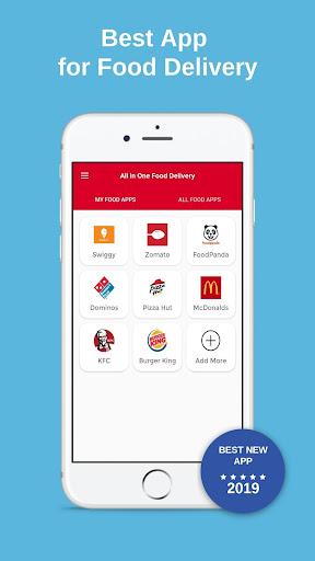 All in One Food Ordering App - Order food online 2.6 screenshots 1