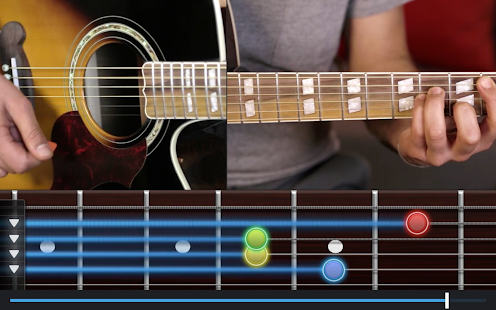 Coach Guitar: How to Play Easy Songs, Tabs, Chords Screenshot