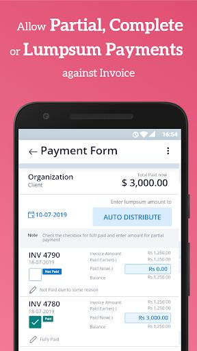 Simple Invoice Manager - Invoice Estimate Receipt apktram screenshots 13
