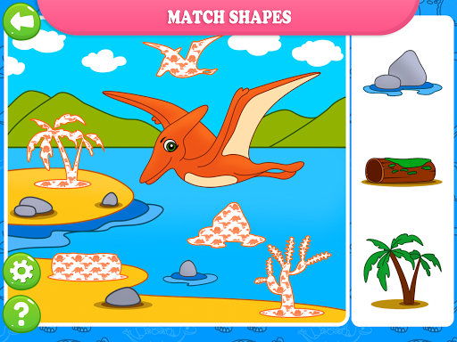 Dinosaur Puzzles for Kids  screenshots 21