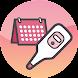 シンプル・体温ノート|基礎体温を毎日つづけて記録管理