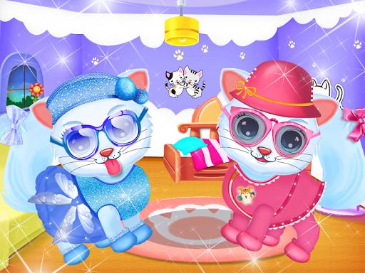 Cute Kitty Daycare Activity - Fluffy Pet Salon 6.0 screenshots 5