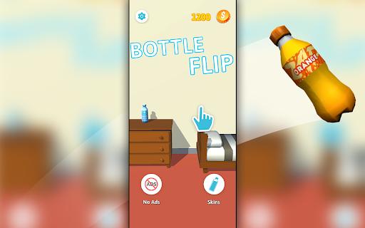 Bottle Flip Era: 3D Bottle Flipping Challenge 1.0.10 screenshots 4