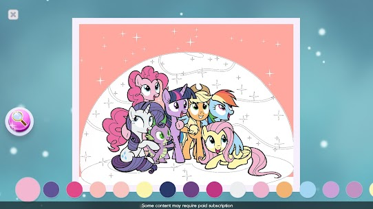 My Little Pony Color By Magic 8