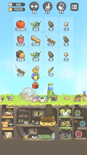 2048 HamsLAND - Hamster Paradise android2mod screenshots 2