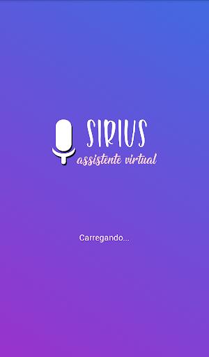 sirius - assistente virtual screenshot 1