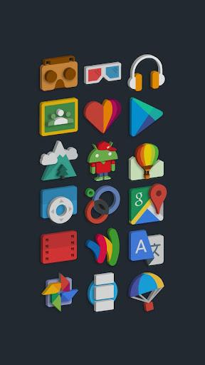 Tigad Pro Icon Pack apktram screenshots 9
