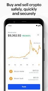 Coinbase – Buy & Sell Bitcoin. Crypto Wallet 2