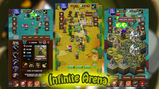 Infinite Arena 1.2.1 screenshots 8