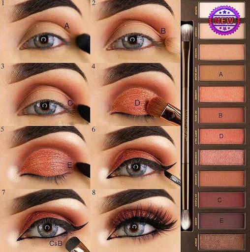 i learn to make up (face, eye, lip) 14.0.16 Screenshots 5