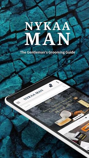 Nykaa Man-Men's Grooming Store 2.4.8 screenshots 1