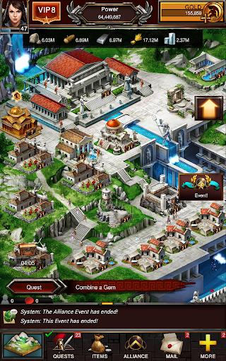 Game of War - Fire Age screenshots 18