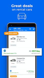 Priceline - Travel Deals on Hotels, Flights & Cars 5.2.233 Screenshots 3