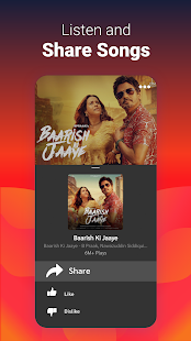 Gaana Music Hindi Song Free Tamil Telugu MP3 App Screenshot