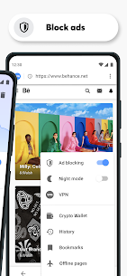 Opera Browser MOD APK: Fast & Private (Many Features) Download 3