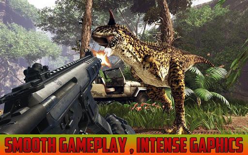 Jungle Dinosaurs Hunting Game - 3D screenshots 5