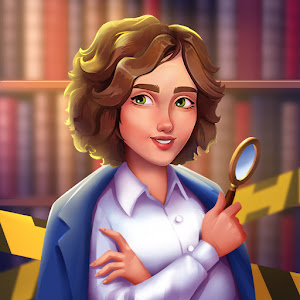 Jane&#39s Detective Stories: Detective &amp Match 3 Game