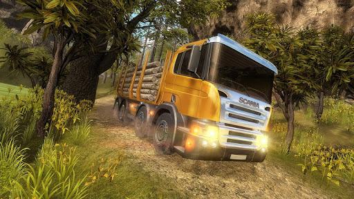 Offroad Truck Construction Transport  Paidproapk.com 1