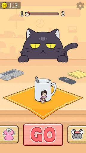 Hide and Seek: Cat Escape! apklade screenshots 1
