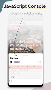 TrebEdit Premium v3.0.6 MOD APK – Mobile HTML Editor 5