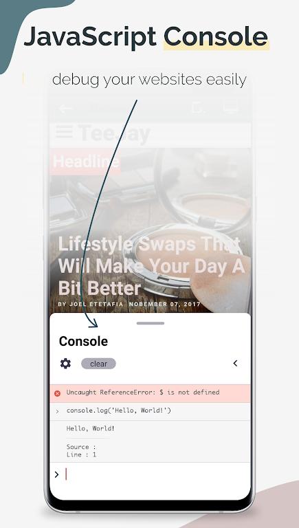 TrebEdit - Mobile HTML Editor  poster 4